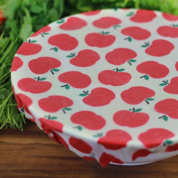 Single Large Organic Beeswax Wraps