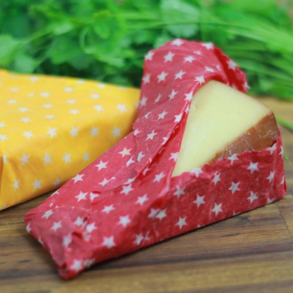 Twin Small Pack – Organic Beeswax Wraps