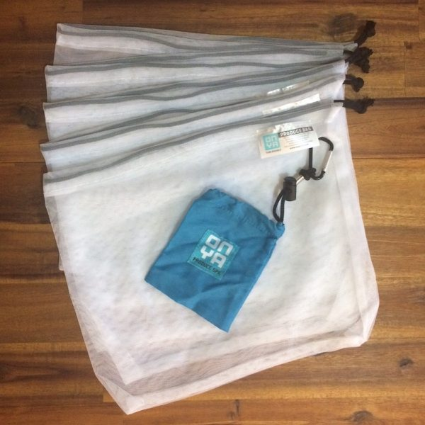 Onya Reusable Produce Bags (5 Pack)
