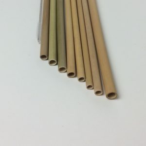 Bamboo Straw Packs