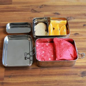 Tuck-a-Stacker Trio Lunchbox
