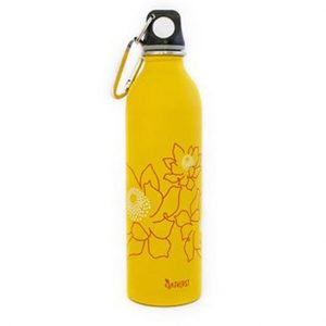 Earthlust Stainless Steel Water Bottle 600ml – Protea