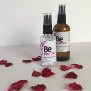 Be Uplifted Rose Water Spritz