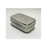 Green Essentials – Tiny Tin Stainless Steel Container
