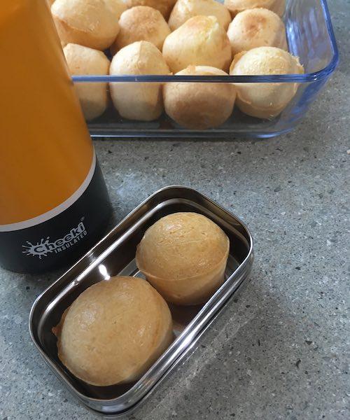 gluten free cheese puffs