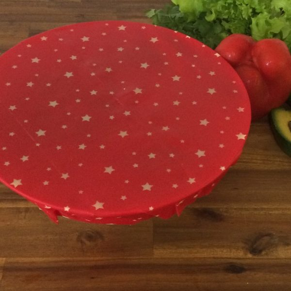 Single Large Oeko-Tex Confidence in Textiles Beeswax Wraps
