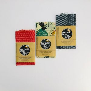 Twin Large Oeko-Tex Confidence in Textiles Beeswax Wraps