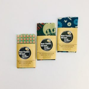 Single Medium Oeko-Tex Confidence in Textiles Beeswax Wraps