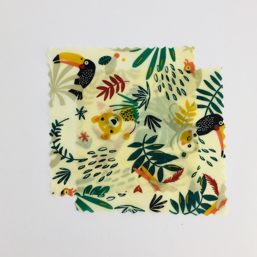 Twin Small Pack – Oeko-Tex Confidence in Textiles Beeswax Wraps