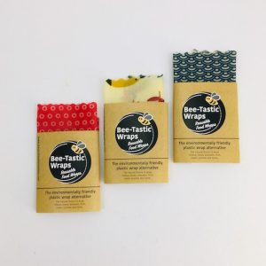 Single Small Oeko-Tex Confidence in Textiles Beeswax Wraps