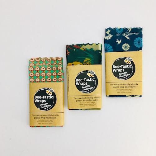 Twin Medium Pack – Oeko-Tex Confidence in Textiles Beeswax Wraps