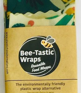Oeko-Tex Confidence in Textiles Beeswax Wraps Starter Pack – Sloth and Friends