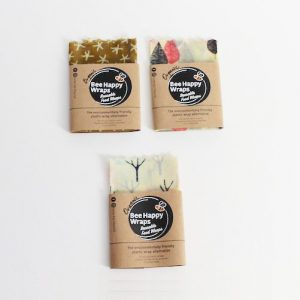 Medium Organic Beeswax Wraps