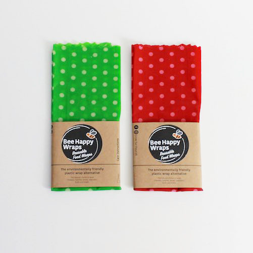 Extra Large Washed Cotton Beeswax Wraps