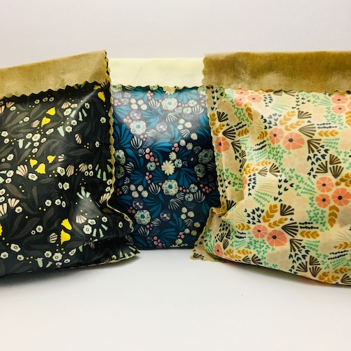 Bee-Tastic Large Beeswax Produce Storage Bags