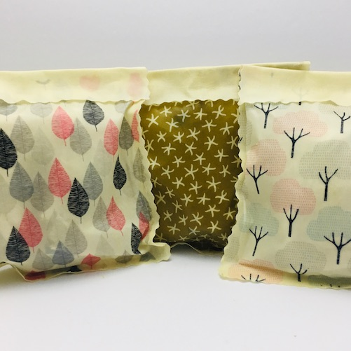 Bee-Tastic Medium Beeswax Produce Storage Bags