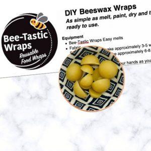 DIY Beeswax Wrap Kit