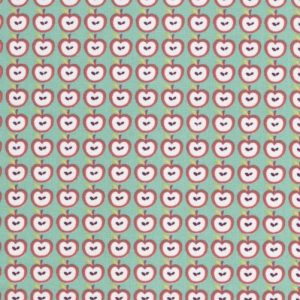 Mini apple (Oeko-Tex fabric)
