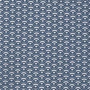 Blue wave (Oeko-Tex fabric)