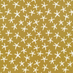 Golden star (Organic fabric)