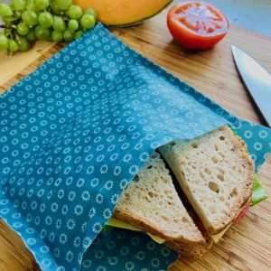 Bee-Tastic Beeswax Sandwich Bag