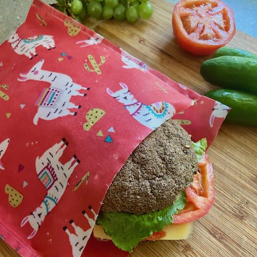 plastic free sandwich bag