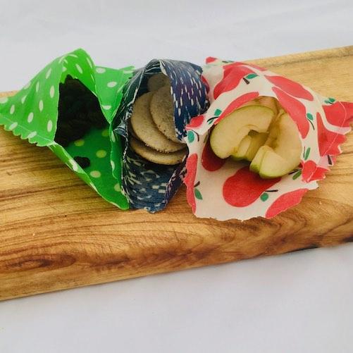Bee-Tastic Beeswax Snack Bag