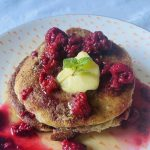 Keto pancakes, gluten free pancakes, dairy free pancakes