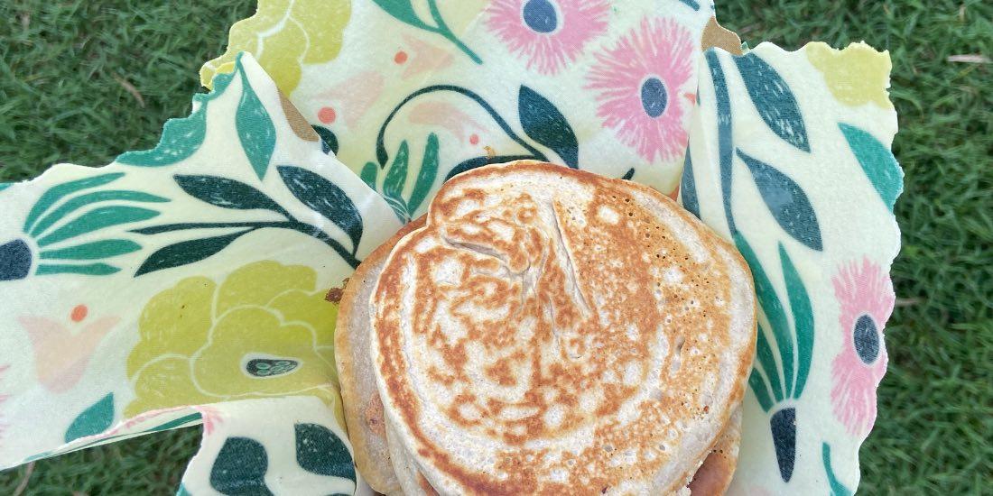 gluten free pancake, dairy free pancake