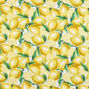 Lemon (organic fabric)