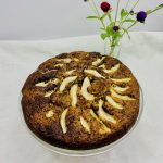 Gluten Free Pear and Chocolate Cake