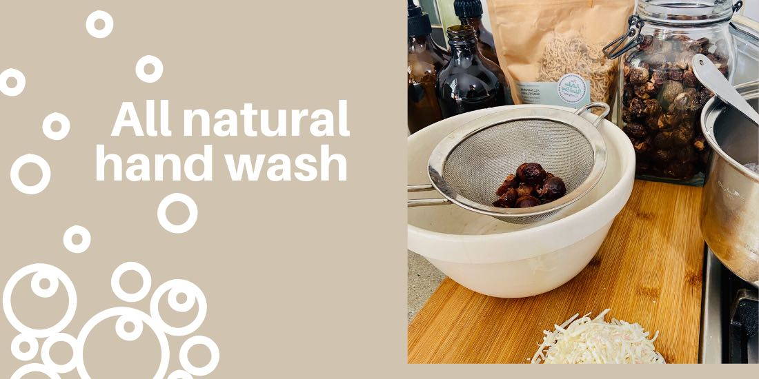 natural hand wash recipe