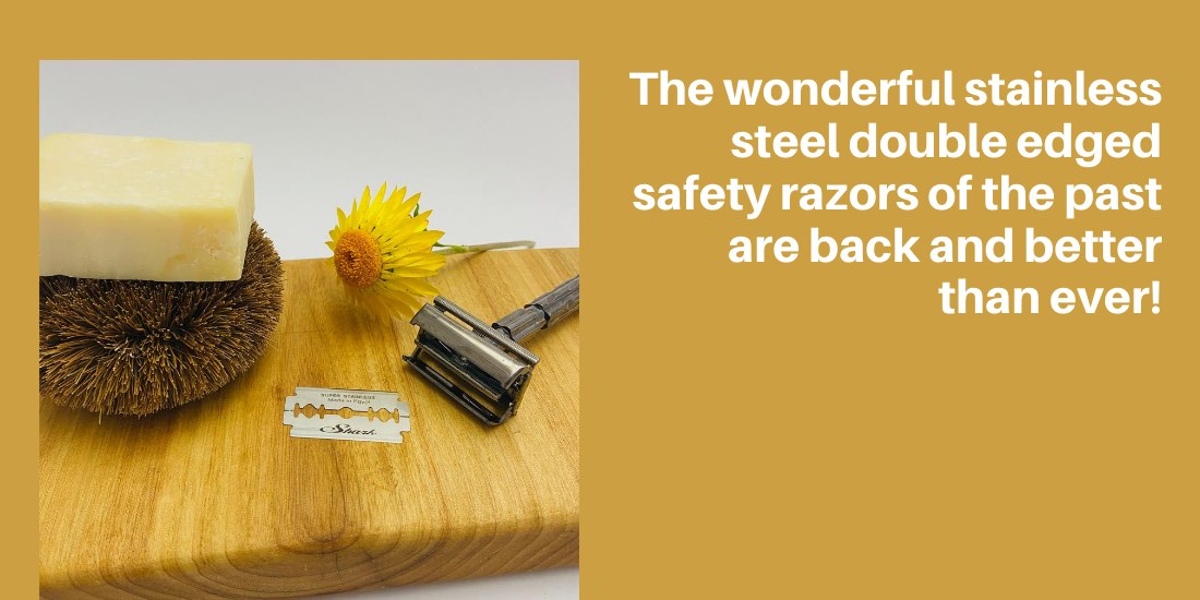 safety razors are back