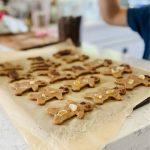 Gluten Gingerbread